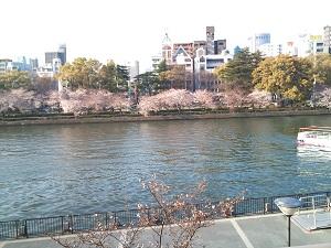 天満橋・大川