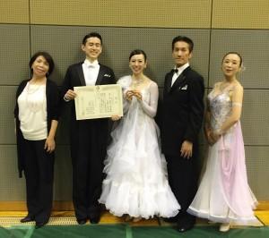 左より 大江潤子・土多・大薗組・大江真司・浦中順子さん